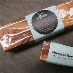 Ebony Coffee Fudge