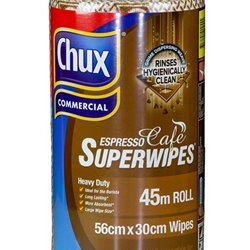 CHUX Espresso Café Superwipes