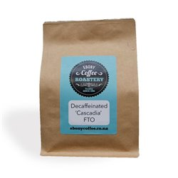 Decaffeinated Fairtrade Organic
